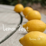 Lemon Zest – Pantone Color Feature